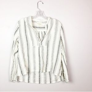 Ralph Lauren Denim & Supply striped long sleeve M